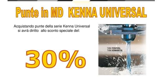 promo kennametal universal