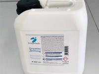 Liquido sanificante a base di ipoclorito di sodio 5lt